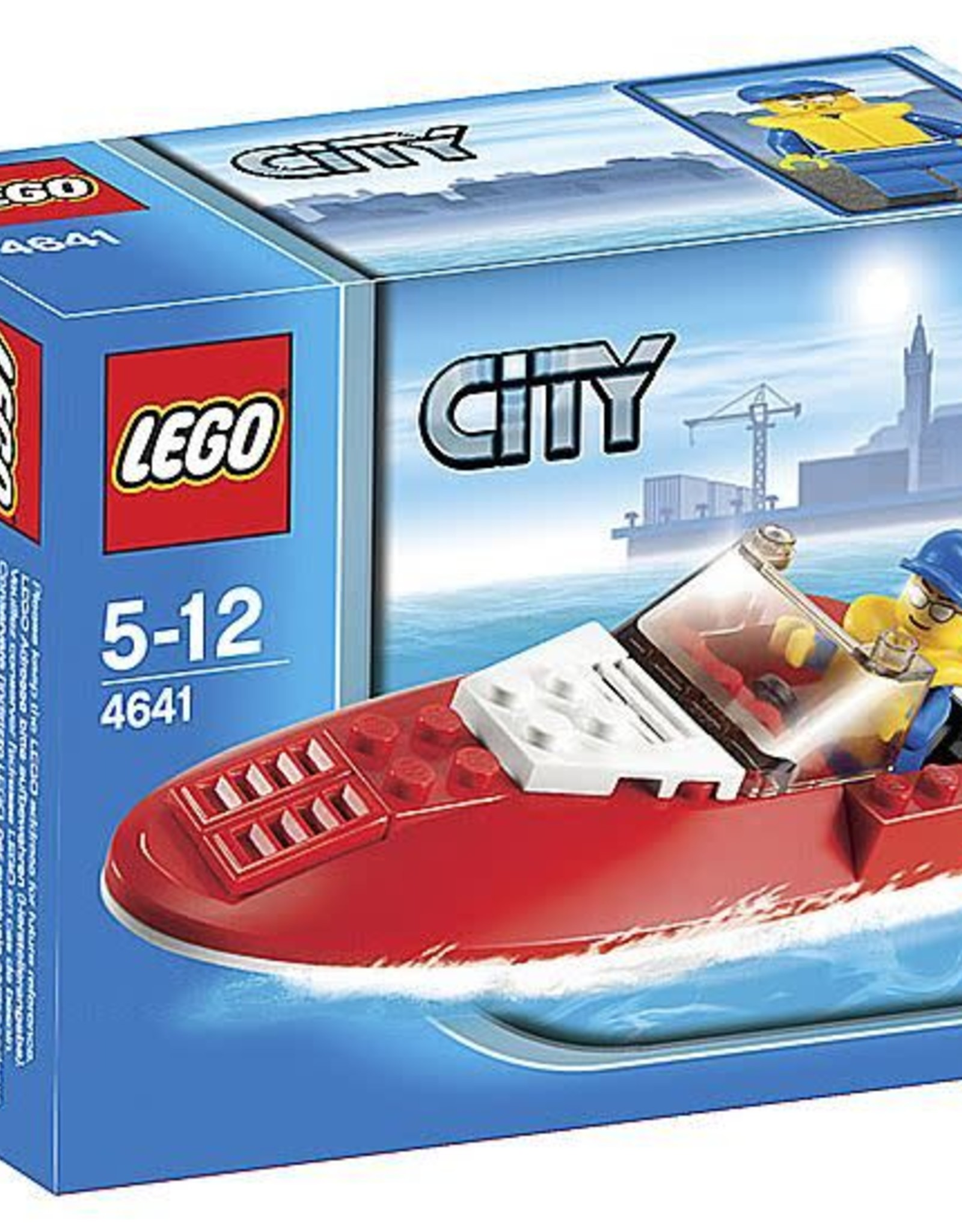 LEGO LEGO 4641 Speedboot CITY