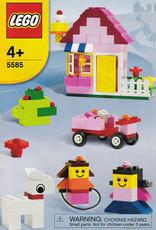 LEGO LEGO 5585 Pink brick set JUNIOR CREATOR