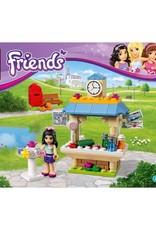 LEGO LEGO 41098 Emma's toeristen kiosk FRIENDS
