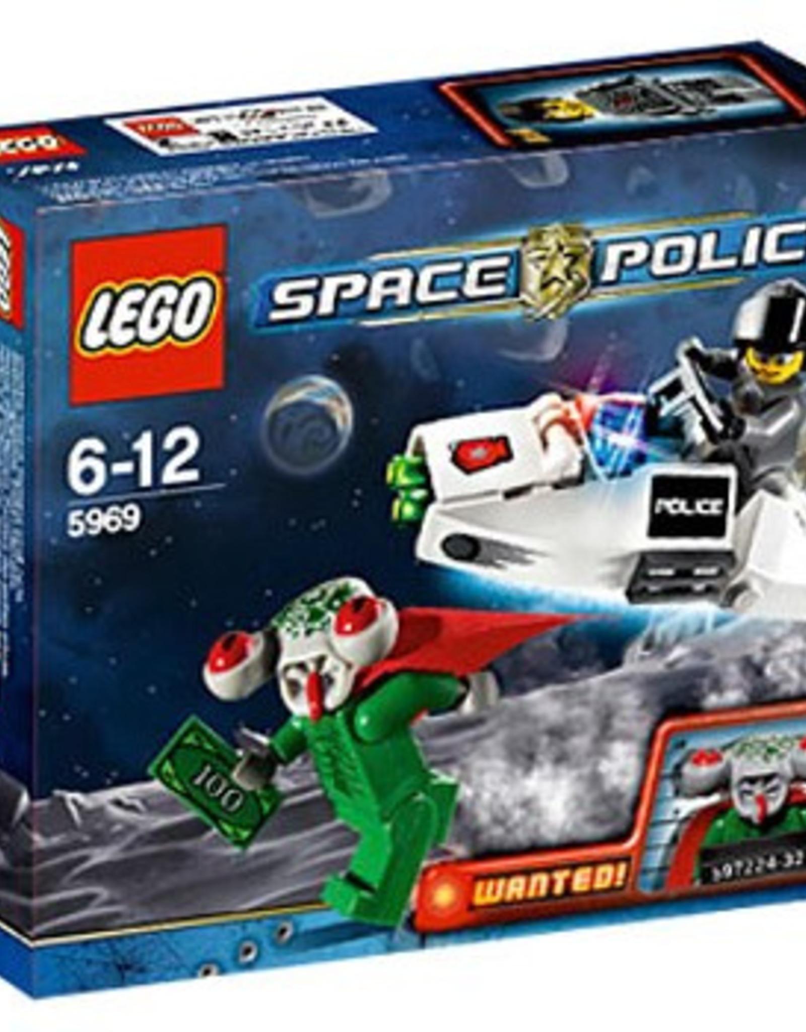 LEGO LEGO 5969 Scuidman Escape SPACE POLICE