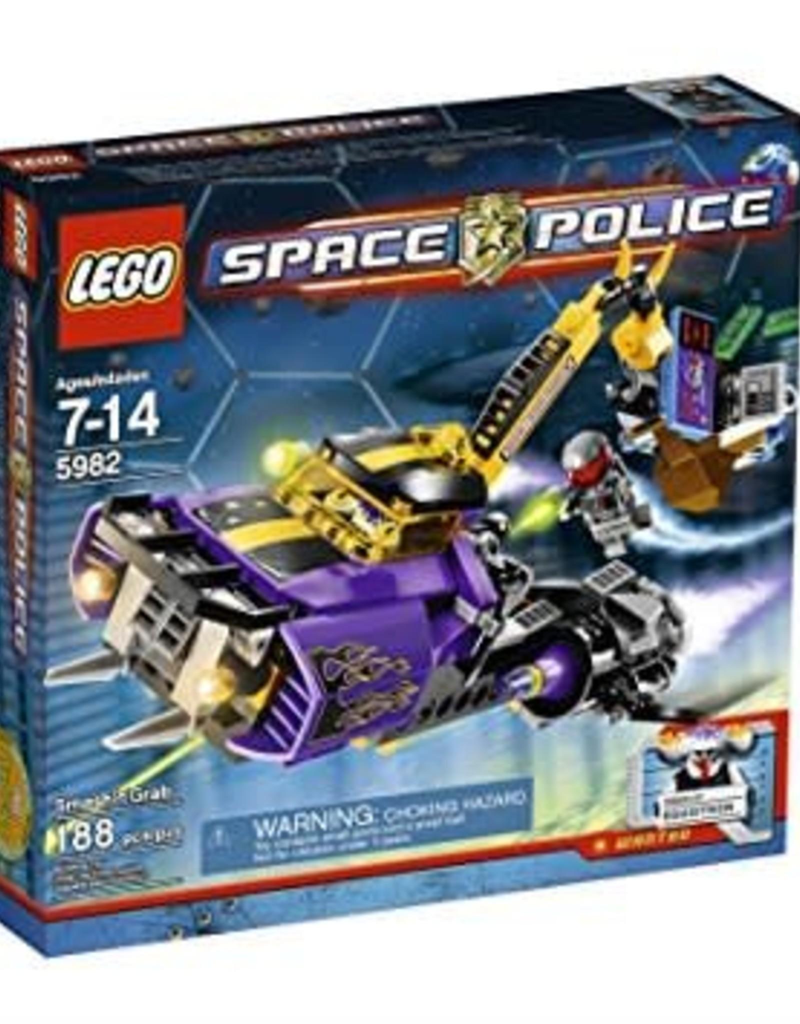 LEGO LEGO 5982 Smash 'n Grab SPACE POLICE