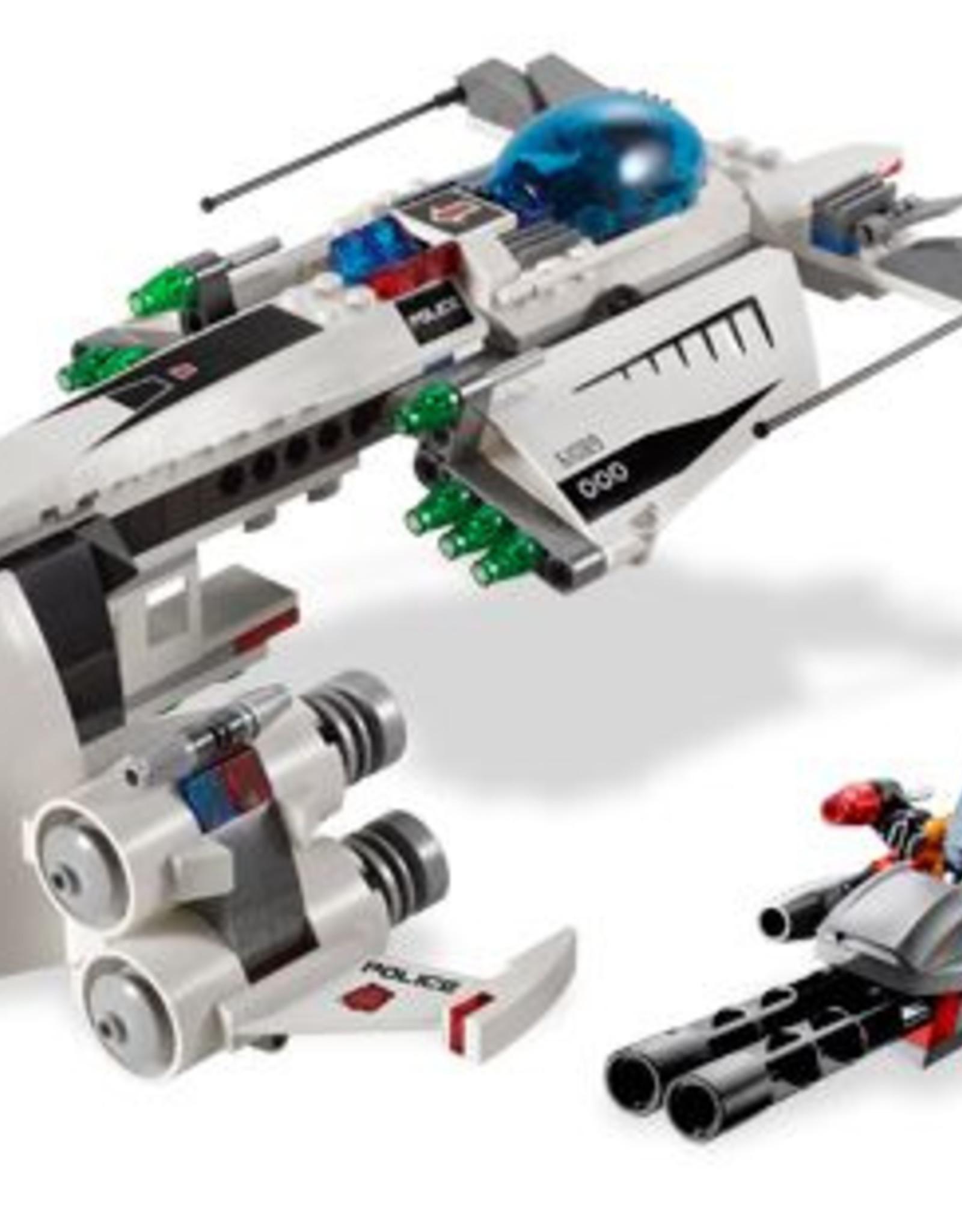LEGO LEGO 5983 SP Undercover Cruiser SPACE POLICE