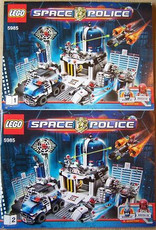 LEGO LEGO 5985 SPACE POLICE Central SPACE POLICE