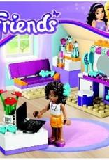 LEGO LEGO 41009 Andrea's Slaapkamer FRIENDS