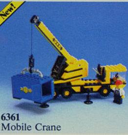 LEGO 6361 Mobiele Kraan  LEGOLAND