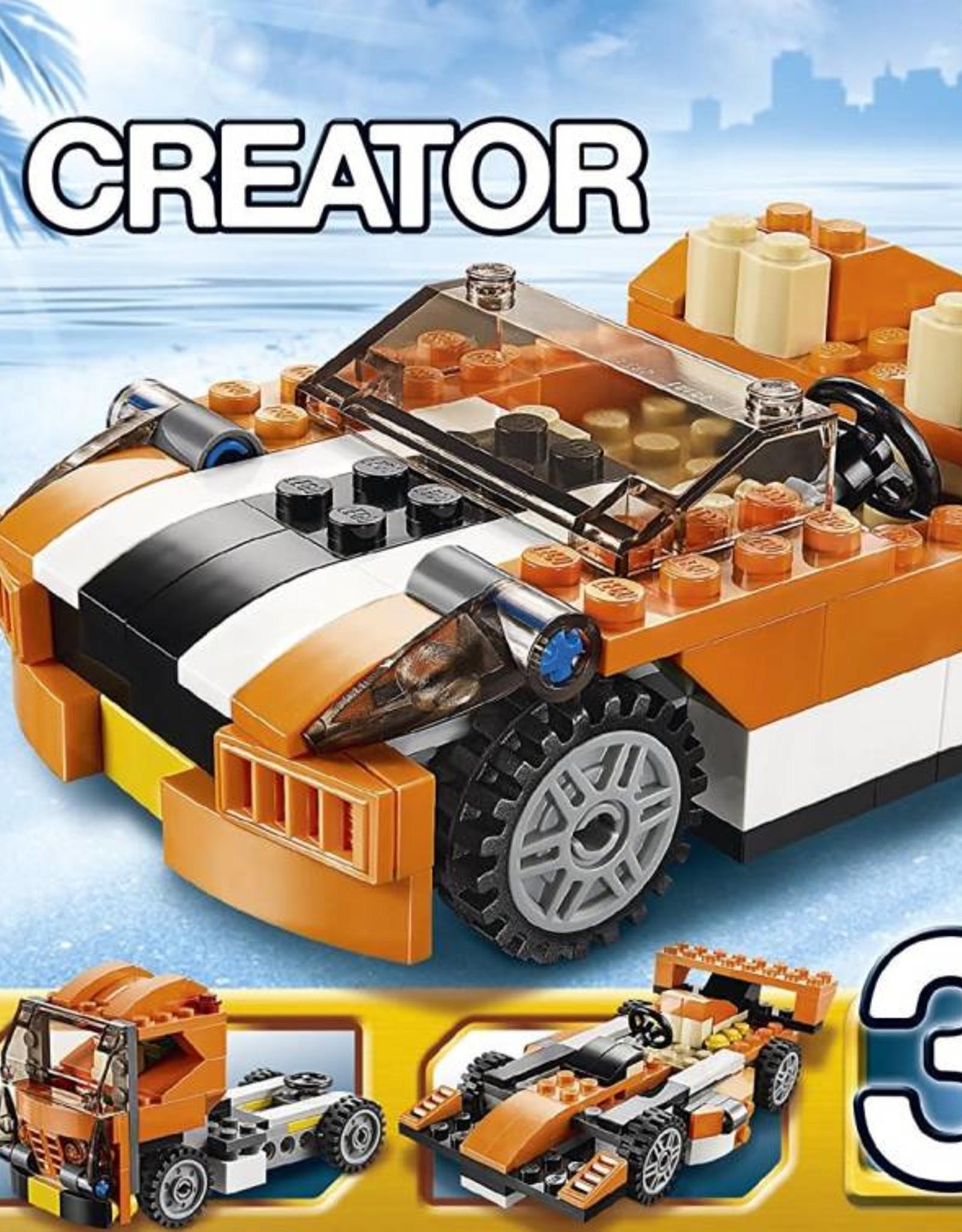 LEGO LEGO 31017 Sunset Speeder CREATOR