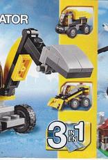 LEGO LEGO 31014 Power Digger CREATOR