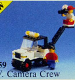 LEGO 6659 TV Camera crew LEGOLAND