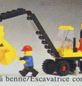 LEGO 6678 Pneumatic Crane LEGOLAND