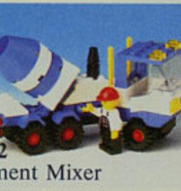 LEGO 6682 Cement Mixer LEGOLAND