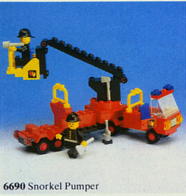 LEGO 6690 Snorkel Pumper LEGOLAND