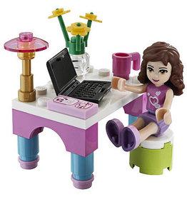 LEGO 30102 Olivia's Desk FRIENDS