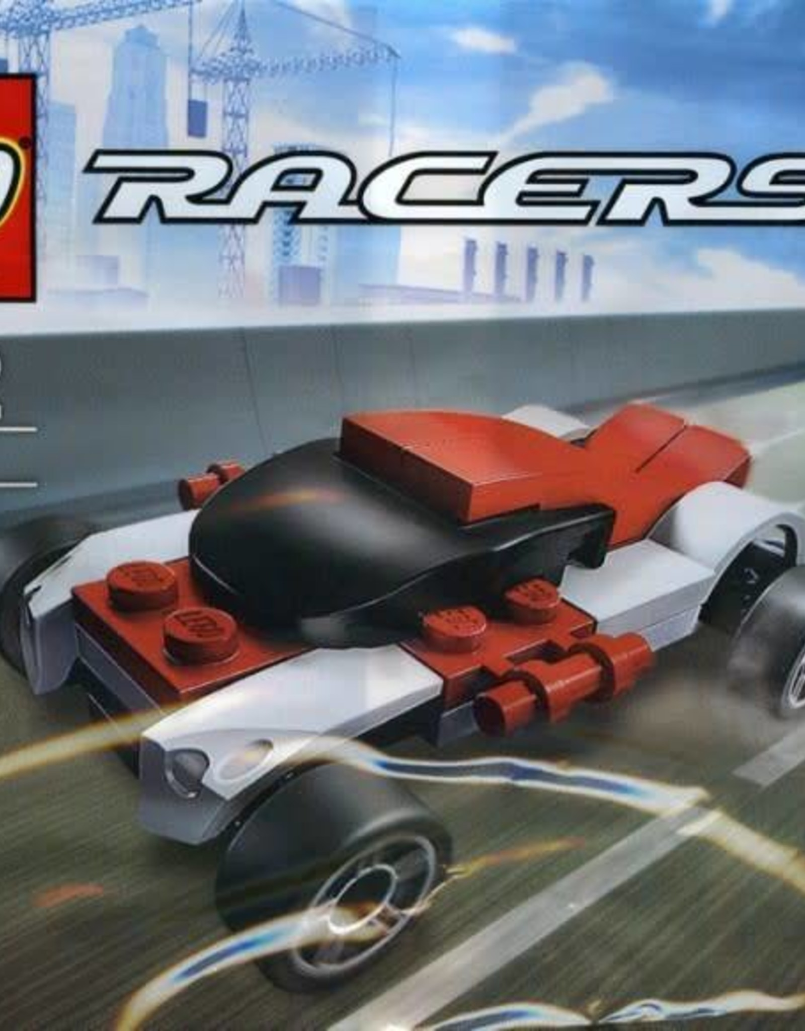 LEGO LEGO 30030 Rally Rider RACERS