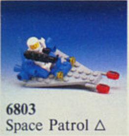 LEGO 6803 Space Control LEGOLAND