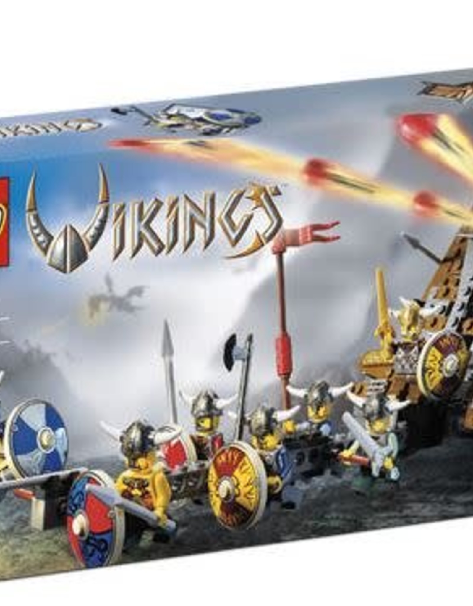 LEGO LEGO 7020 Army of Vikings with Heavy Artillery Wagon VIKINGS