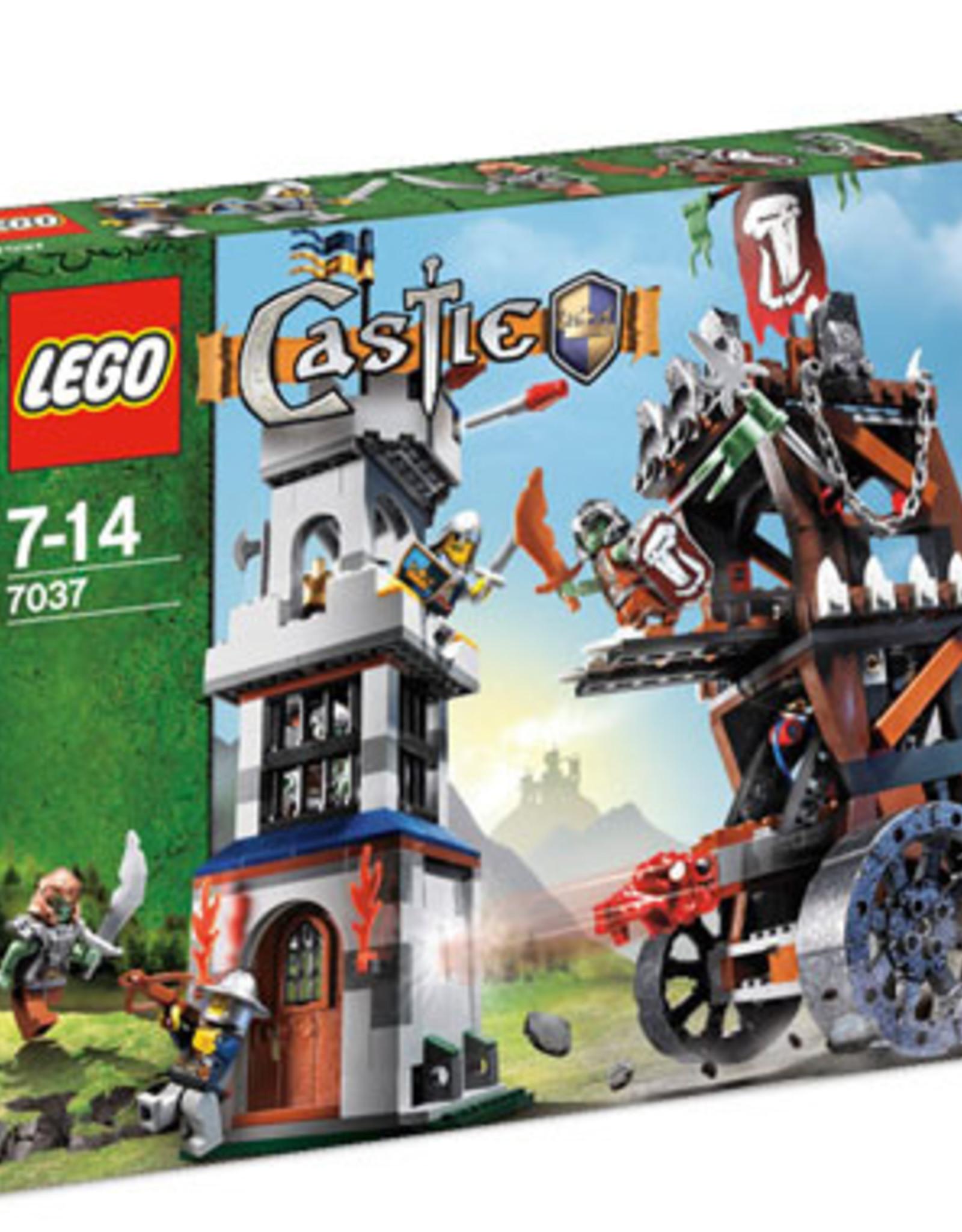 LEGO LEGO 7037 Tower Raid CASTLE