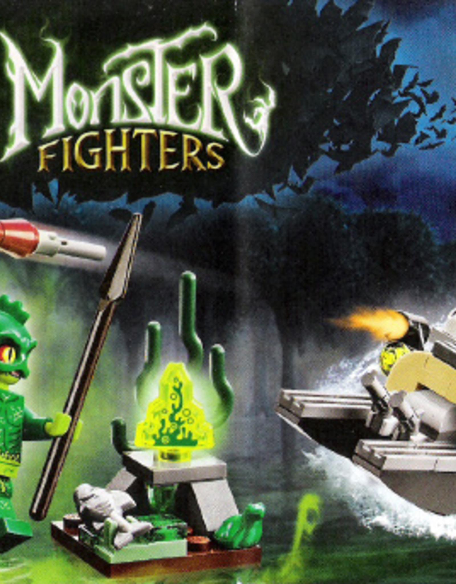 LEGO LEGO 9461 Moerasmonster MONSTER FIGHTERS