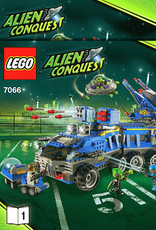 LEGO LEGO 7066 Earth Defense HQ ALIEN CONQUEST