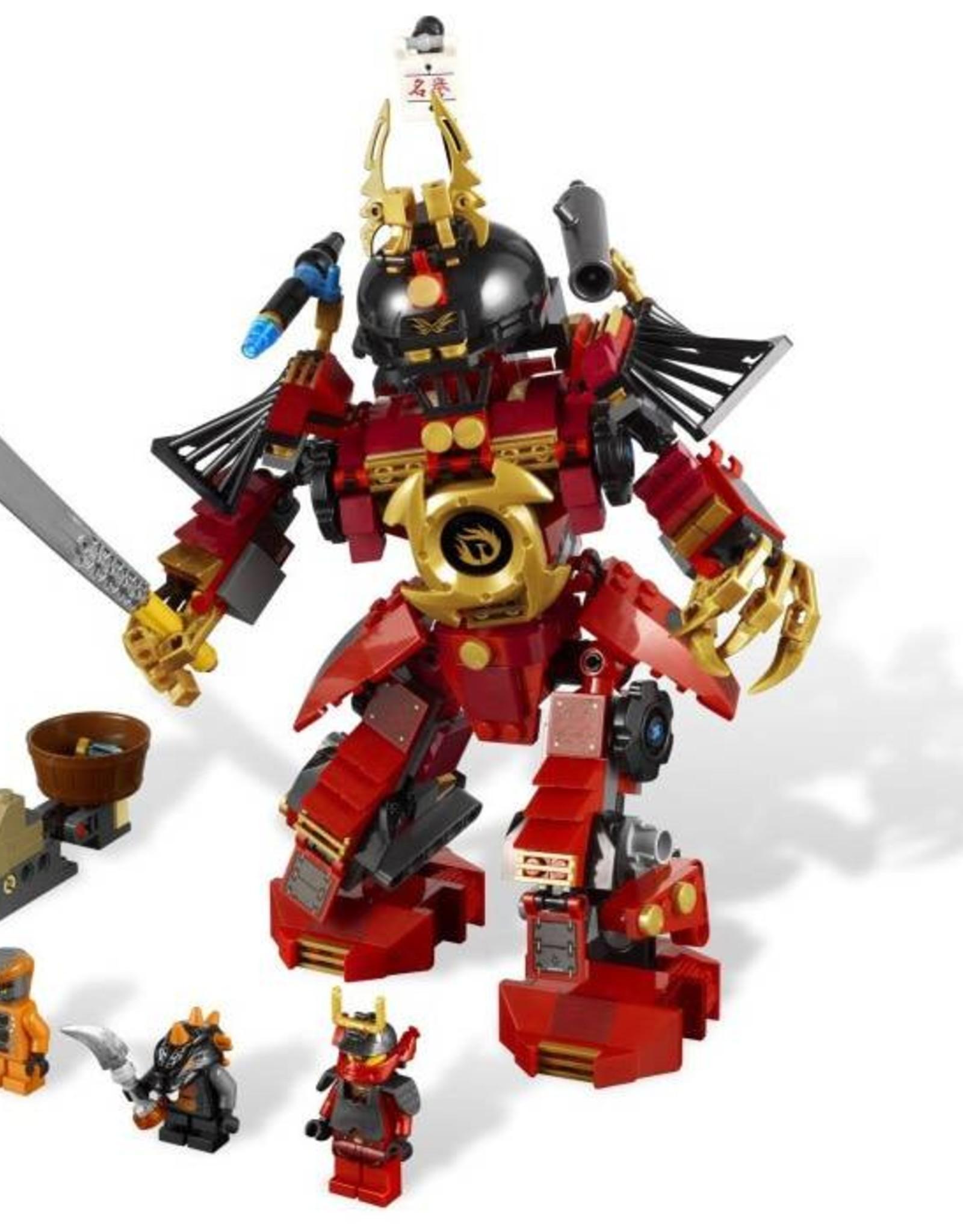 LEGO LEGO 9448 Samurai Mech NINJAGO
