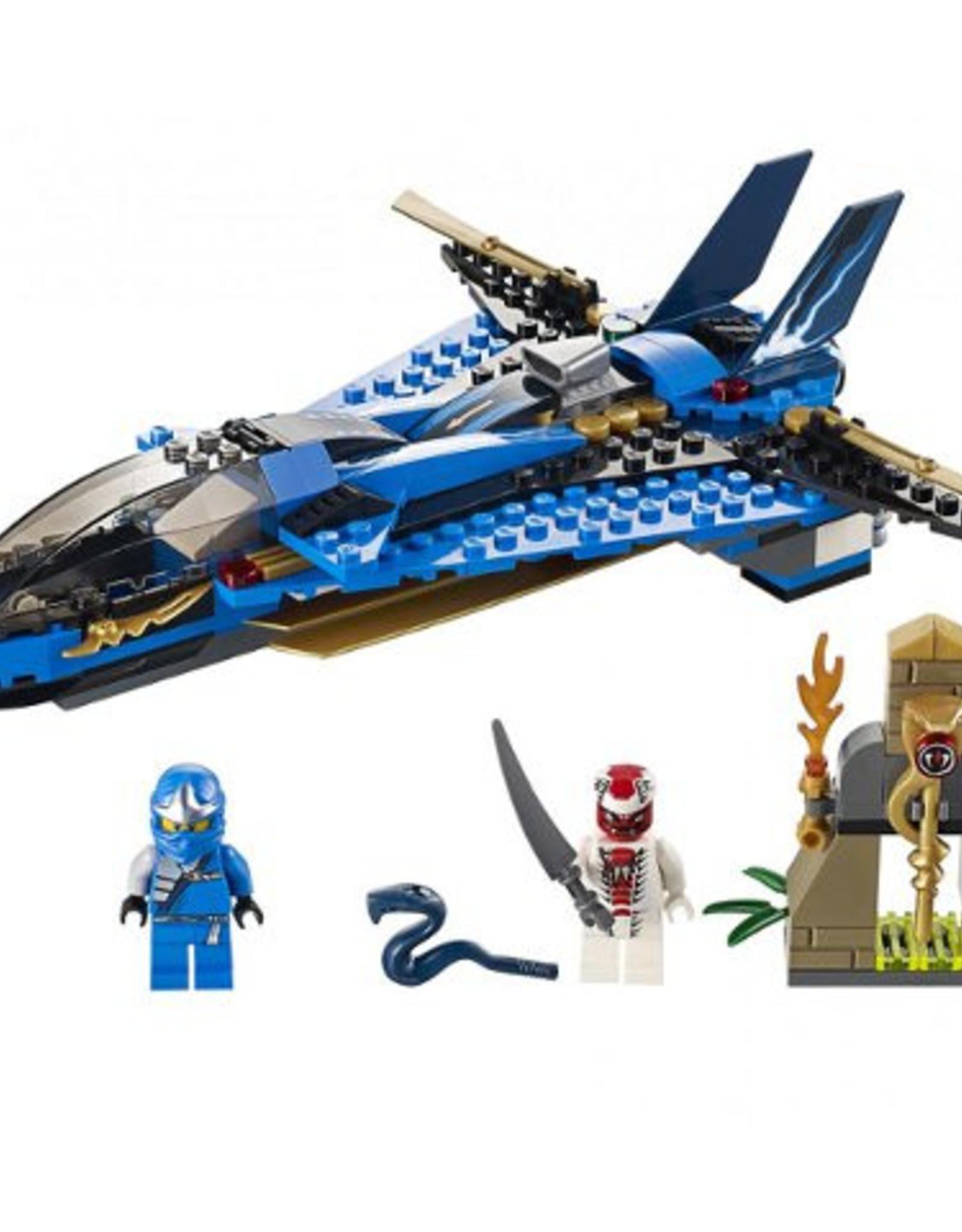LEGO LEGO 9442 Jay's Storm Fighter NINJAGO