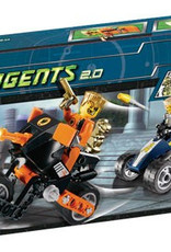 LEGO LEGO 8967 Gold Tooth's Getaway AGENTS