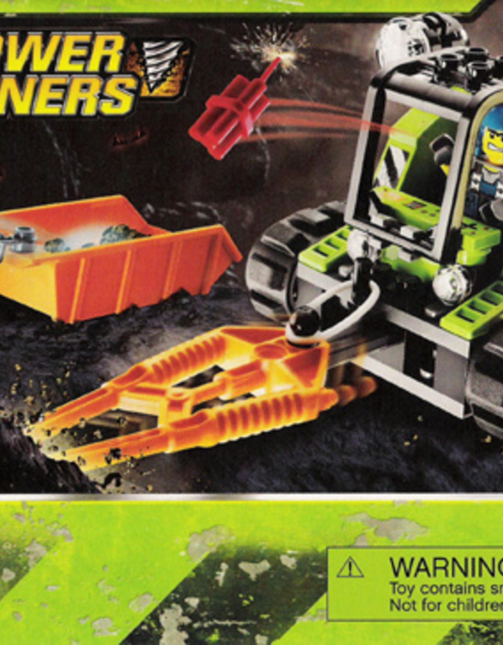 LEGO LEGO 8958 Granite Grinder POWER MINERS