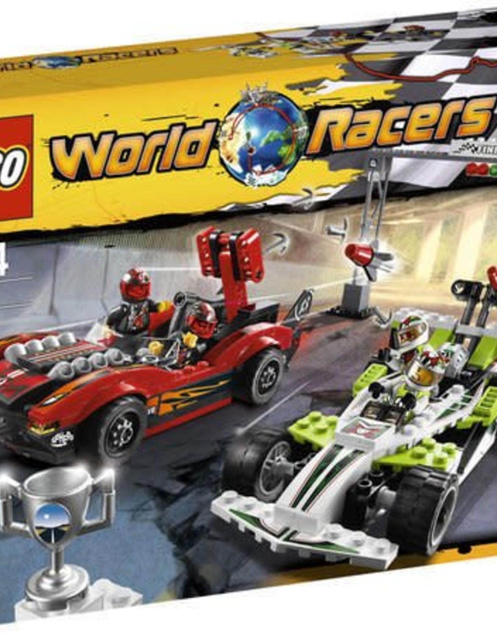 LEGO LEGO 8898 Wreckage Road WORLD RACERS