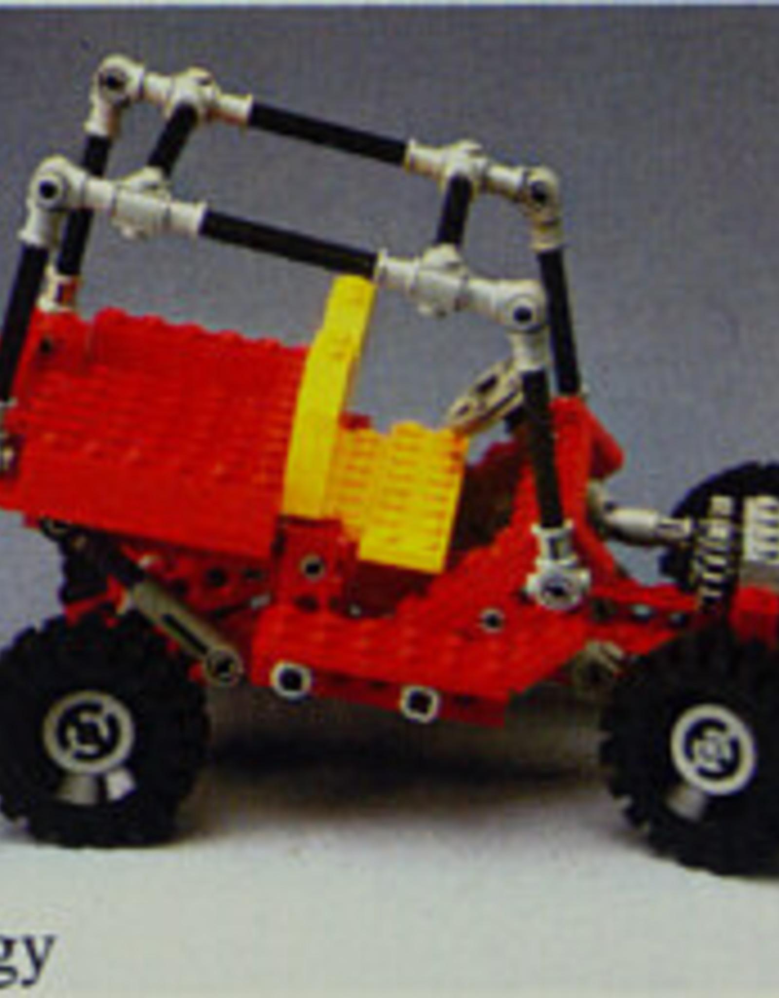 LEGO LEGO 8845 Dune Buggy TECHNIC