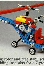 LEGO LEGO 8844 Helicopter  TECHNIC