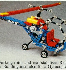 LEGO 8844 Helicopter  TECHNIC