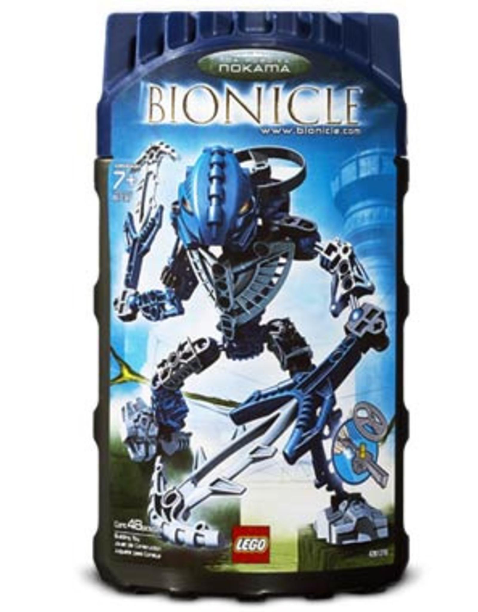 LEGO LEGO 8737 Toa Hordika Nokama BIONICLE