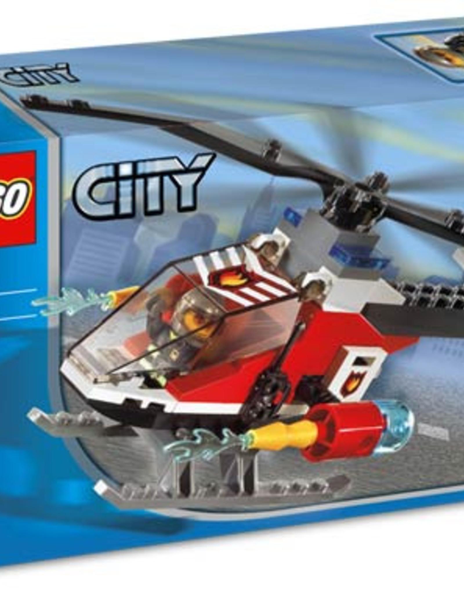 LEGO LEGO 7238 Brandweer helicopter CITY