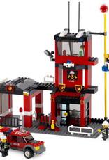 LEGO LEGO 7240 Brandweerkazerne CITY