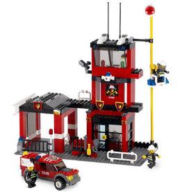 LEGO 7240 Brandweerkazerne CITY