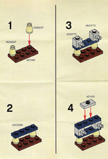 LEGO LEGO 8396 Soldier's Arsenal PIRATES