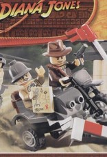 LEGO LEGO 7620 Last Crusade - Motorcycle Chase INDIANA JONES