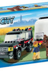 LEGO LEGO 7635 4WD met Paardentrailer CITY