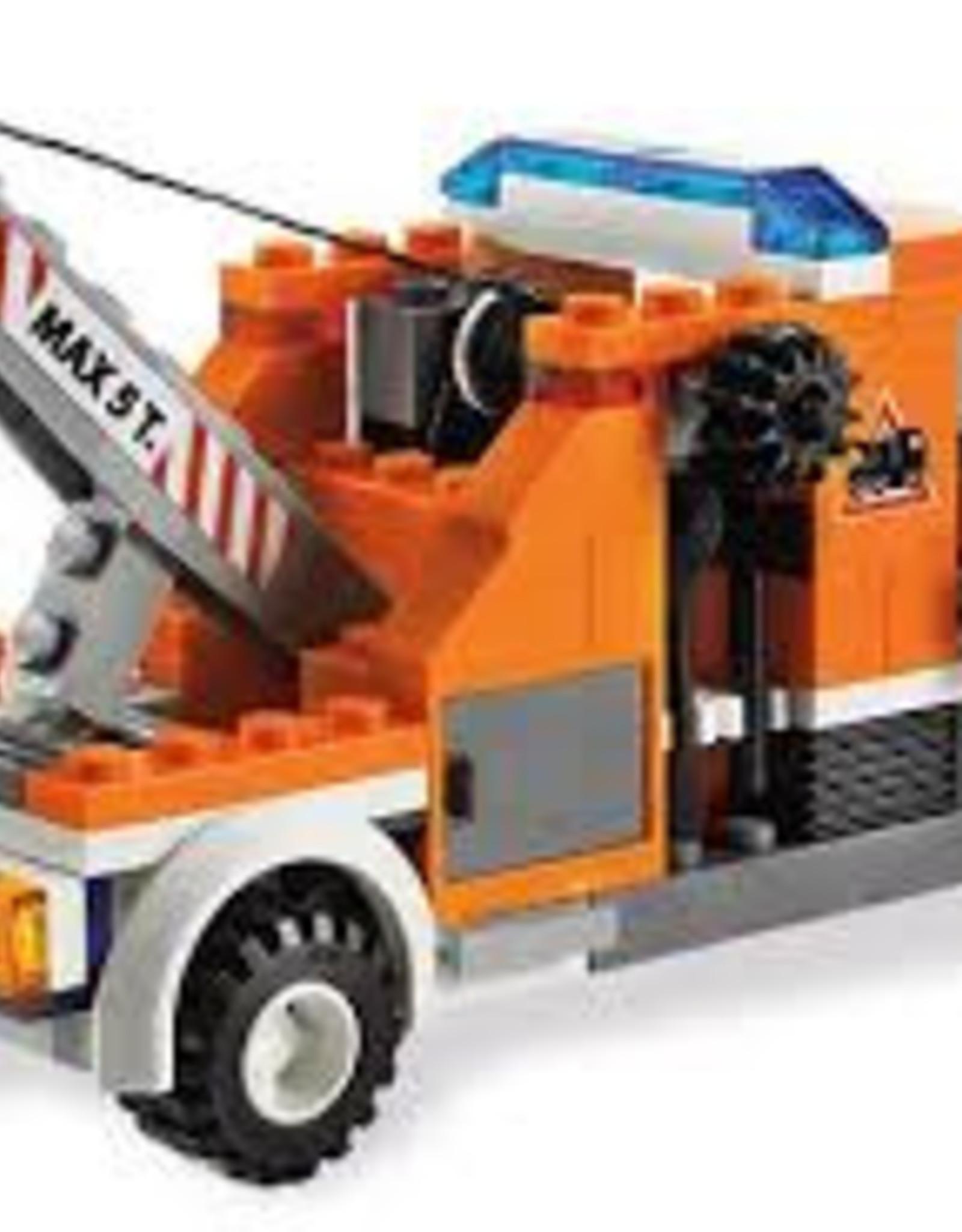 LEGO LEGO 7638 Tow Truck  CITY