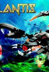 LEGO LEGO 8076 Diepzee stekel ATLANTIS