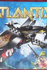 LEGO LEGO 8058 Bewaker van de Diepzee ATLANTIS