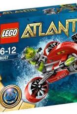LEGO LEGO 8057 Slag bij het scheepswrak ATLANTIS