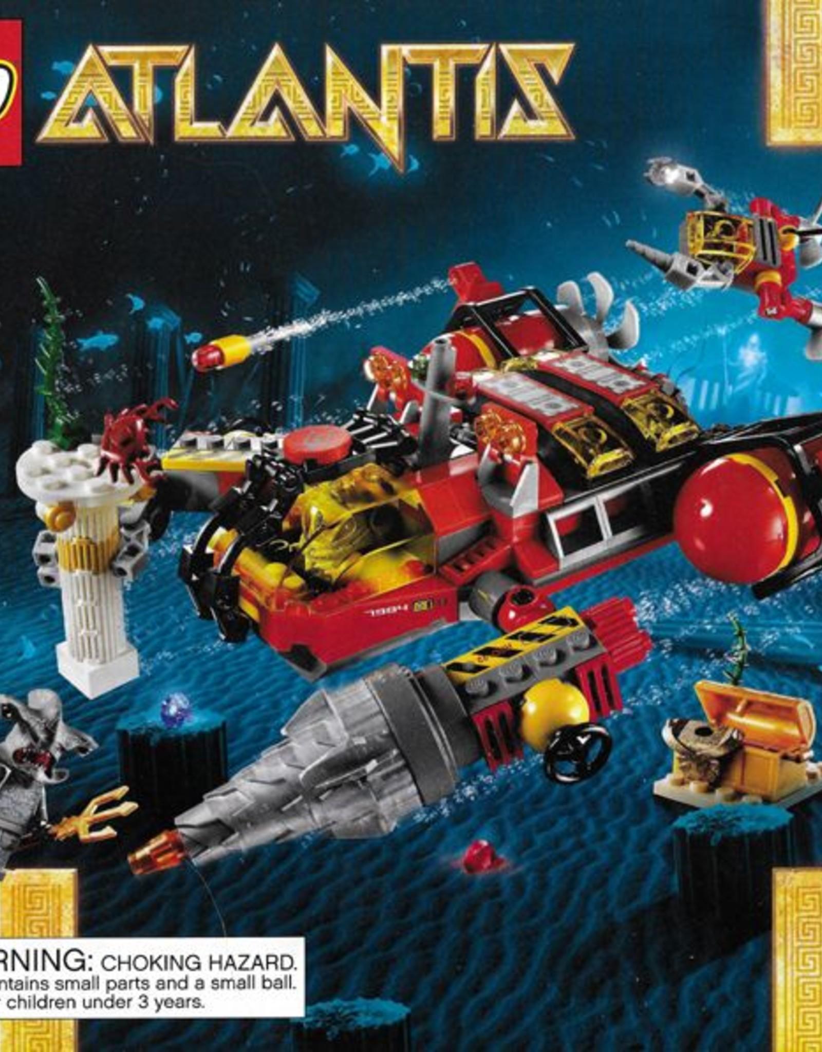 LEGO LEGO 7984 Deep Sea Raider ATLANTIS