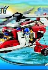LEGO LEGO 7903 Reddingshelicopter CITY
