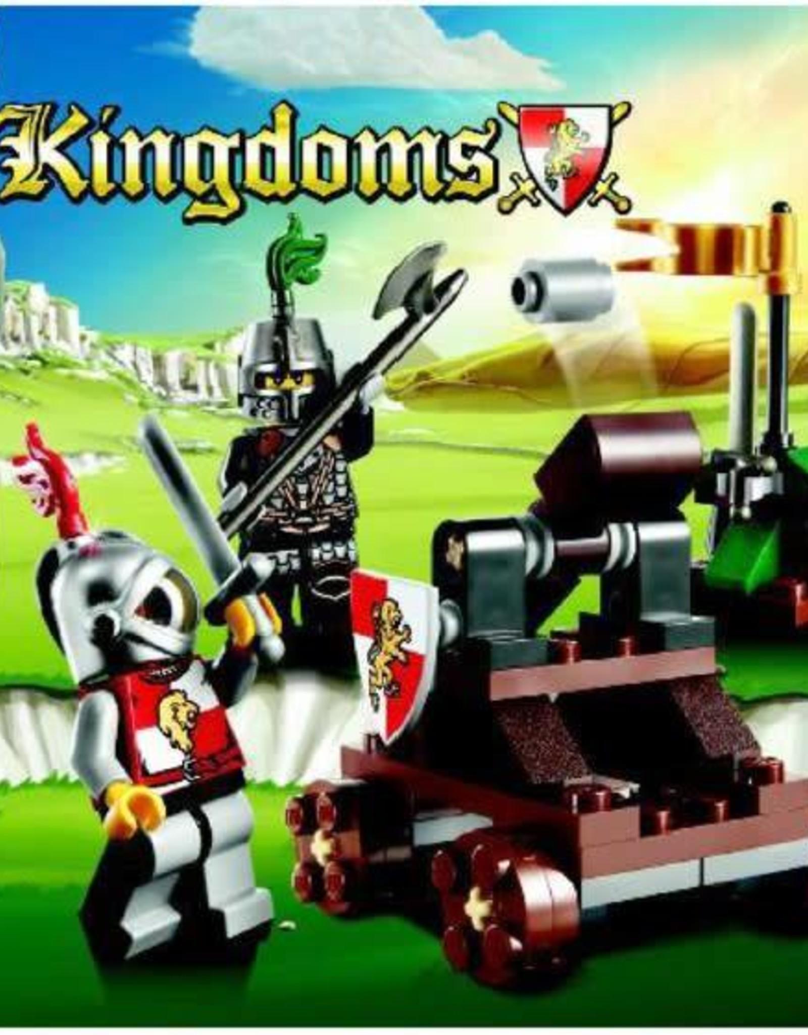 LEGO LEGO 7950 Knights Showdown KINGDOMS