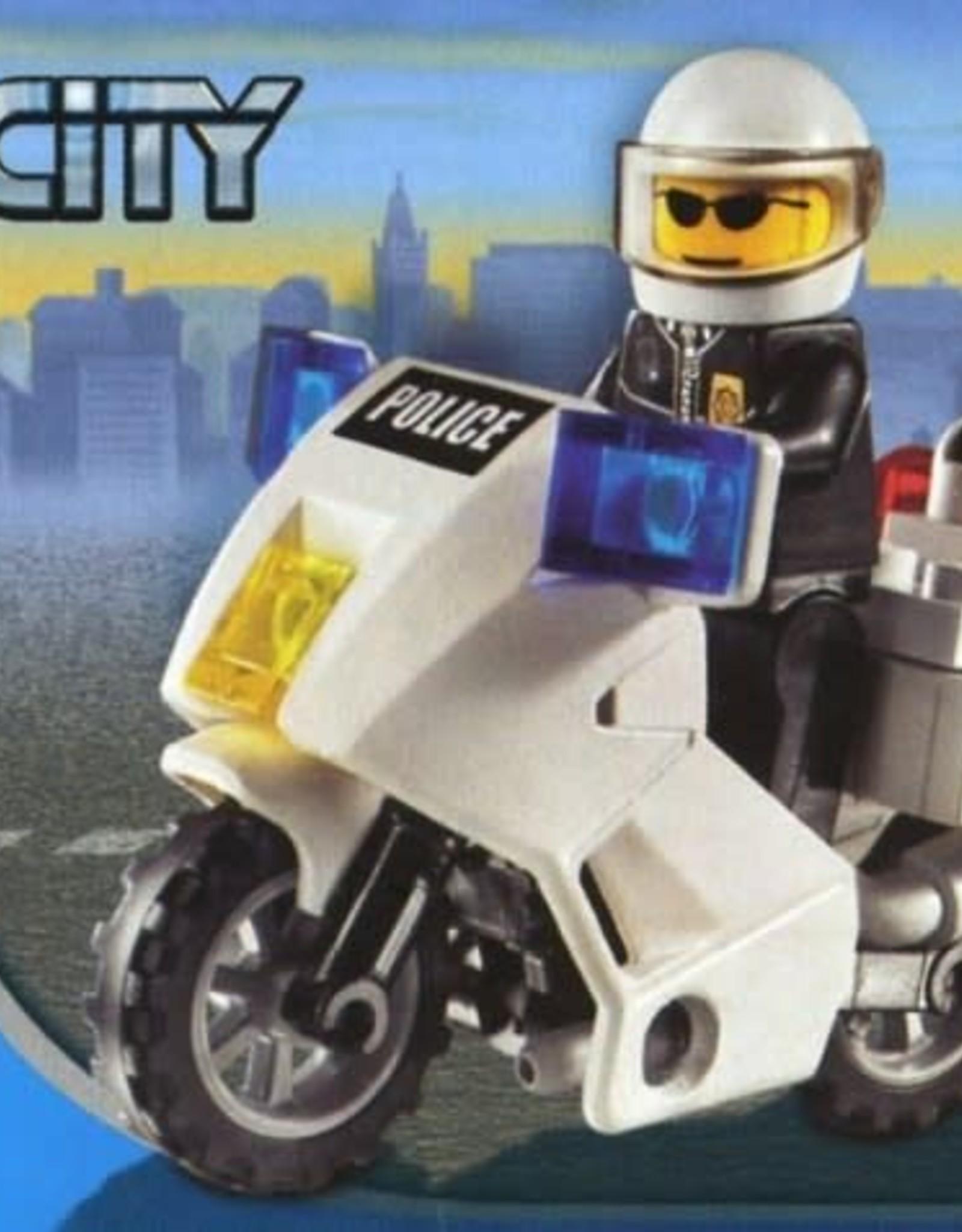 LEGO LEGO 7235 Politie motor CITY