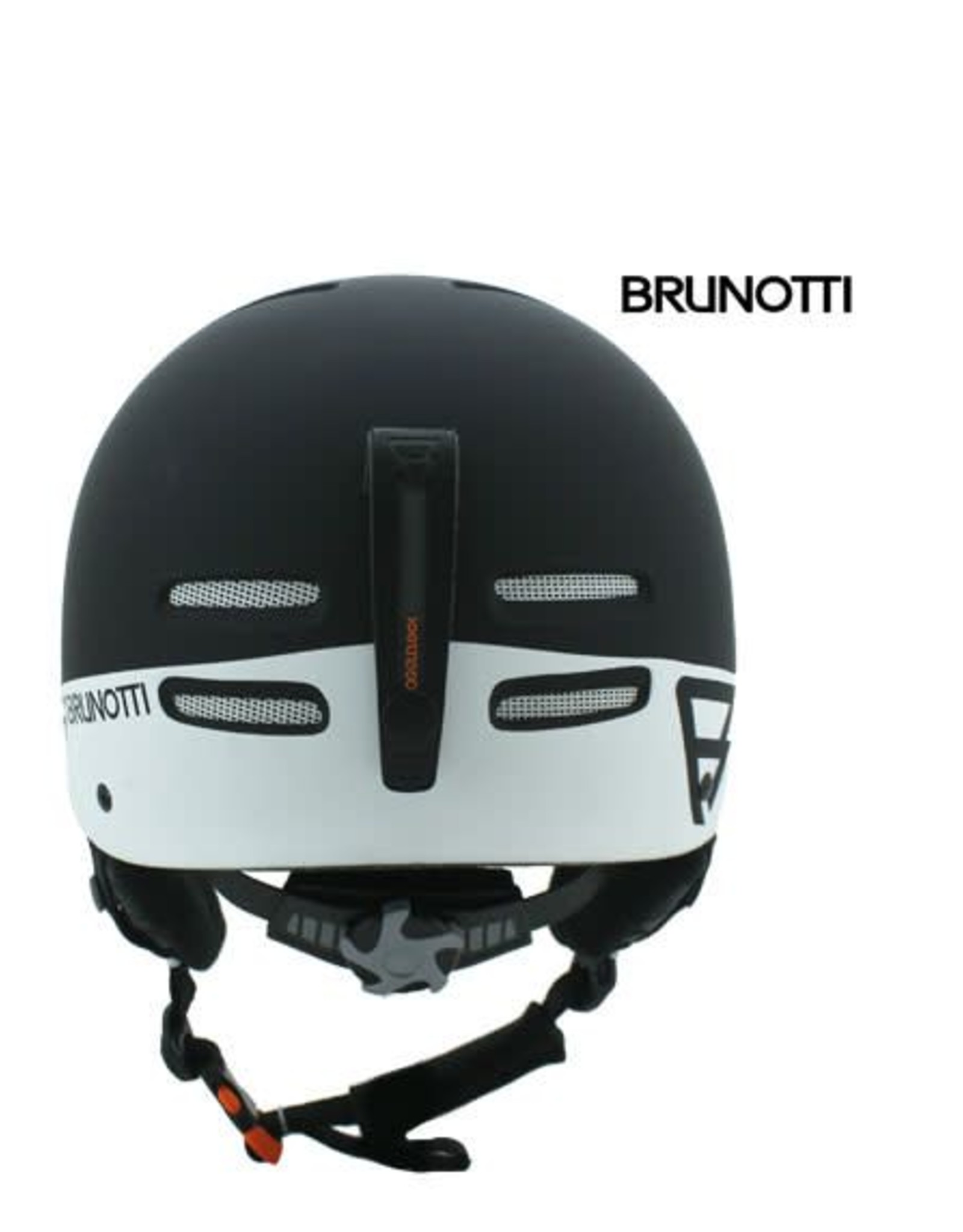 BRUNOTTI Skihelm Cool 4  Zwart/Wit