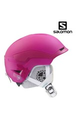 SALOMON Skihelm Quest Access W Magenta