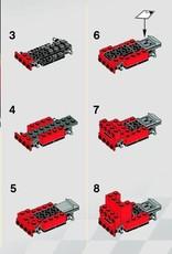 LEGO LEGO 30191 Scuderia Ferrari Truck V-POWER