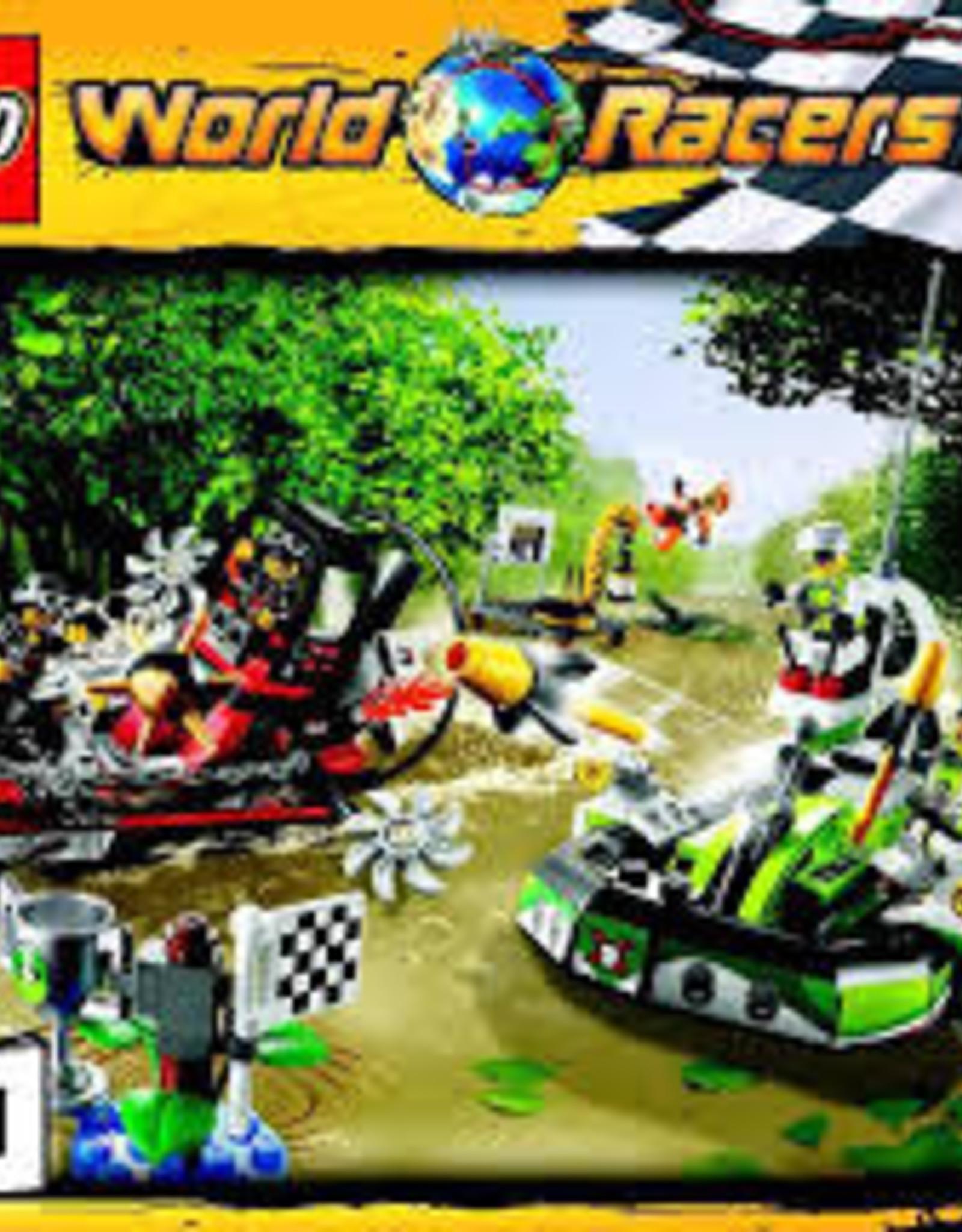 LEGO LEGO 8899 Gator Swamp WORLD RACERS