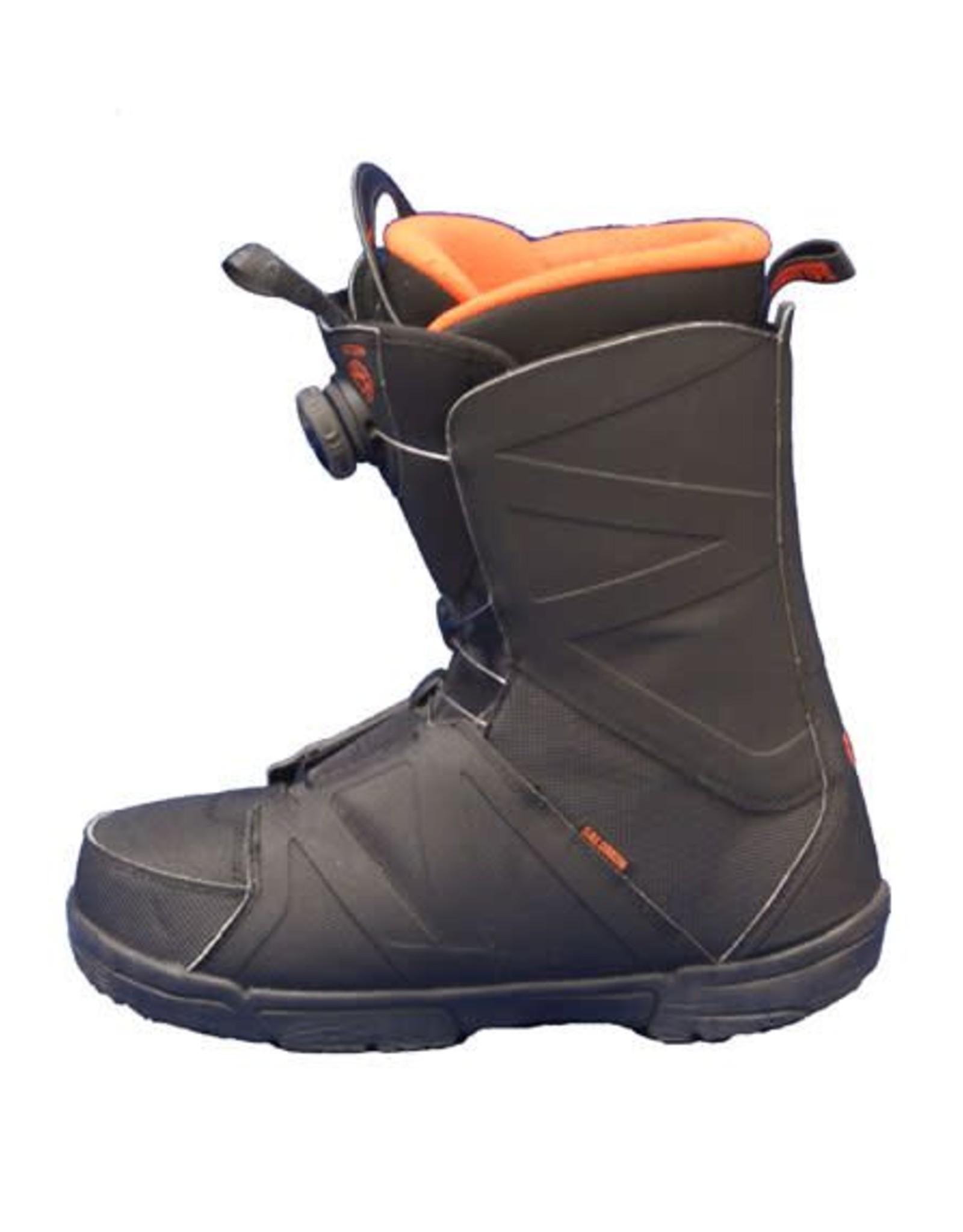 SALOMON Snowboardschoenen SALOMON Faction Zw/Oranje